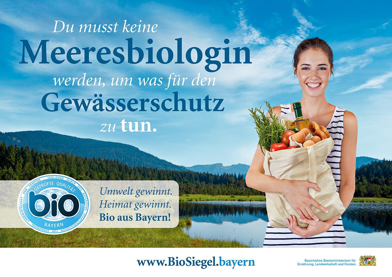 Meeresbiologin